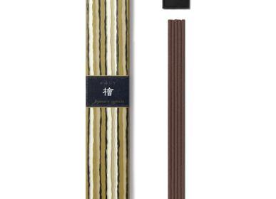 Home fragrances - KAYURAGI- Japanese Cypress 40 STICKS - NIPPON KODO INCENSE