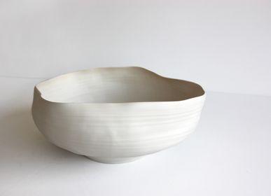 Design objects - FONTE 3 - Ceramic centerpiece - RINA MENARDI