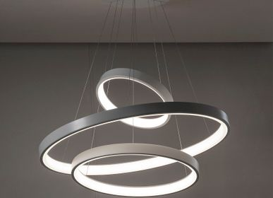 Hanging lights - LUNAOP - PENDANT LAMP - MARTINELLI LUCE