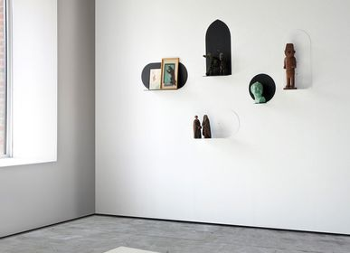 Design objects - Aureole shelves - COVO