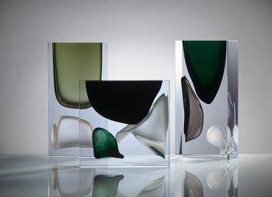 Verre d'art - MOMENTS Verre d'art - ANNA TORFS