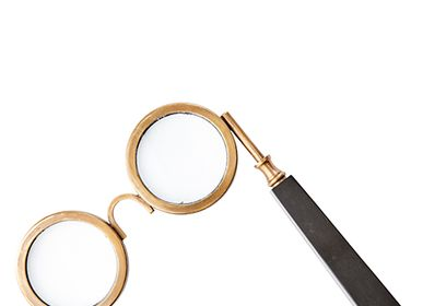 Decorative objects - GLOBETROTTER Magnifying glass - AFFARI OF SWEDEN
