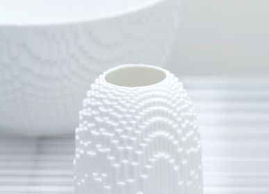 Design objects - Evolution Tealight Holder - NON SANS RAISON PORCELAINE DE LIMOGES