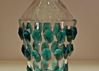 Verre d'art - Vase Gemmato - CARLO MORETTI