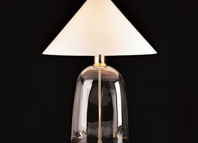 Table lamps - Ovale Table Lamp - CARLO MORETTI