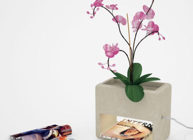 Vases - Flux de lumière (lampe) - PIMAR