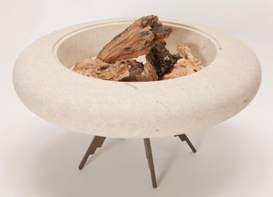 Design objects - Capasa (brazier) - PIMAR