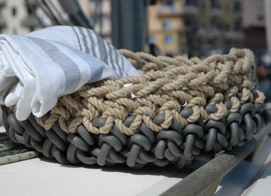Design objects - CANAPA baskets - NEO' DI ROSANNA CONTADINI