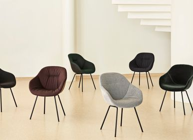 Assises pour bureau - Gamme About a Chair 100 (AAC) - HAY