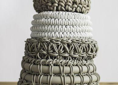Decorative objects - RICAMI baskets - NEO' DI ROSANNA CONTADINI