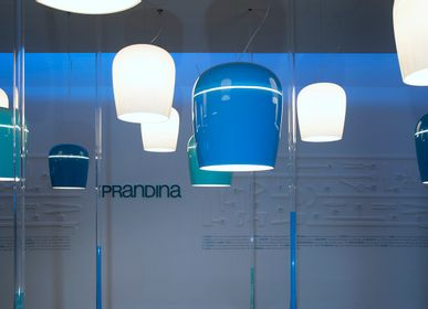 Suspensions - Lampe suspendue Tiara - PRANDINA LIGHTING STORIES