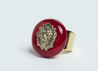 """Jewelry -  Vetrofuso Jewelry: """"Charms"""" Ring - VETROFUSO DI DANIELA POLETTI"""