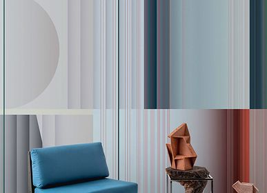 Papiers peints - Papier Peint STATIC SHADES - WALL&DECÒ