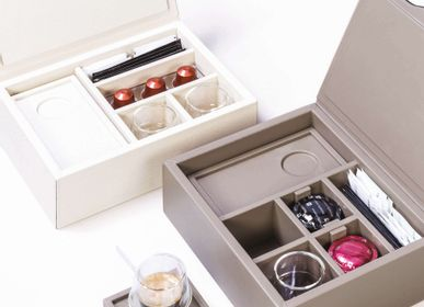 Hotel bedrooms - SAINT-GERMAIN COFFEE ORGANIZER FOR NESPRESSO CAPSULES - PIGMENT FRANCE BY GIOBAGNARA
