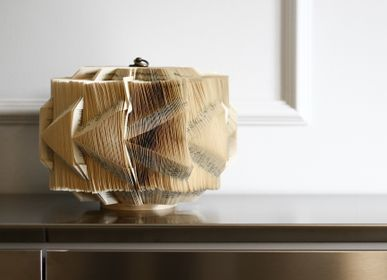 Design objects - Ingranaggio - Folded Book Sculpture - CRIZU