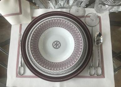 Table linen - GRACE TABLE LINEN - CLAUDIABARBARI