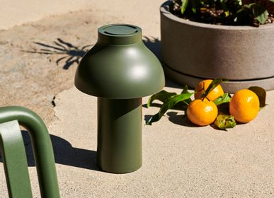 Outdoor space equipments - PC Portable lamp - HAY