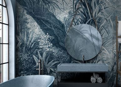 Hotel bedrooms - AH 006 | Handmade Wallpaper  - AFFRESCHI & AFFRESCHI