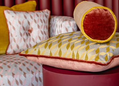 Upholstery fabrics - TALIA Jacquard Fabric Collection - L'OPIFICIO