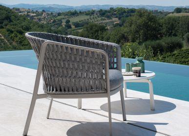 Lawn armchairs - Carousel Armchair - EMU GROUP S.P.A.