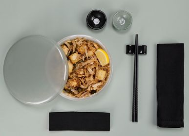 Food storage - Large Modern Lunch Box - MYGLASSSTUDIO