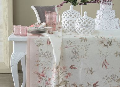 Linge de lit -  Nappe de table Petite Colibrì - BLUMARINE HOME COLLECTION