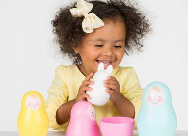 """Jouets enfants - Jouet à emboîter """"poupées russes""""  - ROSA & BO"""
