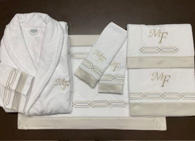 Bath towels - BATHROOM ITEMS - BATHROOM - VILLAFLORENCE