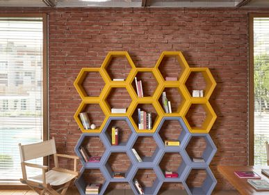 Bookshelves - HEXA - SLIDE