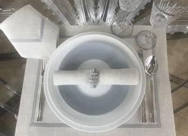 Table linen - GRACE Collezione - CLAUDIABARBARI