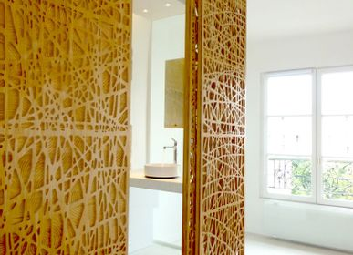 Walk-in closets - Doors and partitions collection Taillis - LAUDREN THIERRY