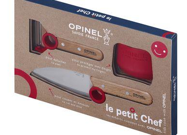 Couverts & ustensiles de cuisine - Coffret de cuisine Le Petit Chef - OPINEL