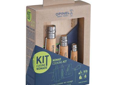 Outdoor kitchens - Nomadic kitchen kit - OPINEL