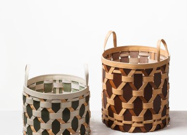 Design objects - PALÙ STORAGE BASKETS - RABITTI1969 BY GIOBAGNARA