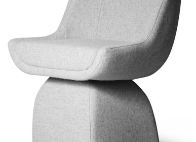 Chairs for hospitalities & contracts - OSCAR SMALL CHAIR - DUISTT
