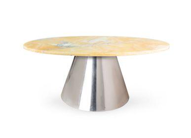 Tables basses - Onyx/ Table basse  - ATMOSPHÈRE INTÉRIEURE