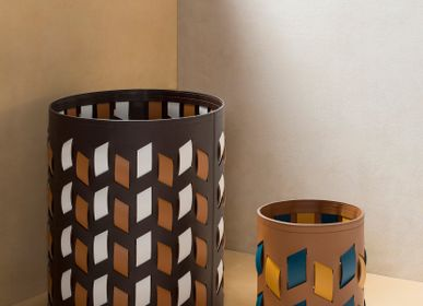 Design objects - CANCUN STORAGE BASKETS - RUDI BY GIOBAGNARA