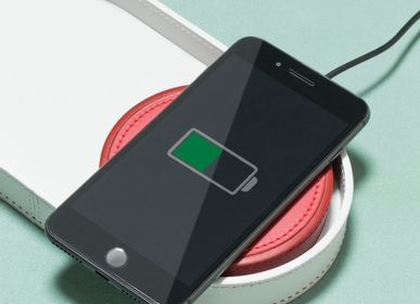 Other smart objects - AMPÈRE WIRELESS CHARGER - RUDI BY GIOBAGNARA