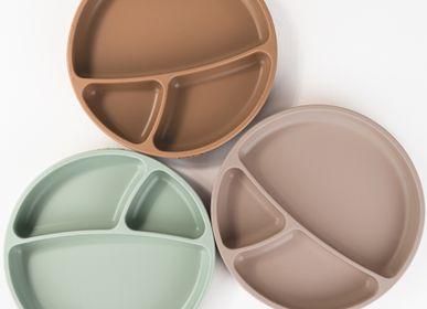 Repas pour enfant - Vaisselle en silicone pour enfants - MINIKOIOI