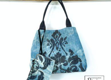 Bags and totes - DENIM BAGS - BERTOZZI