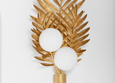 Wall lamps - Le Palm Wall Sconce - VENZON LIGHTING & OBJECTS