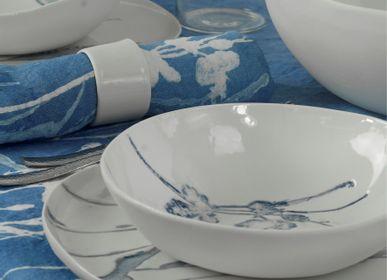 Platter and bowls - PAPAVERI E SPIGHE - BERTOZZI