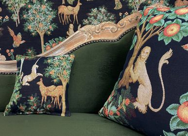 Fabric cushions - The Fantastic Forest - ART DE LYS