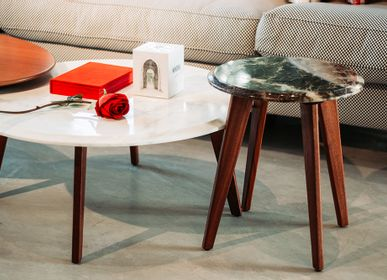 Other tables - Emperador/Side Table - ATMOSPHÈRE INTÉRIEURE