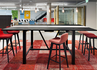 Autres tables  - Table Bae - STEELCASE