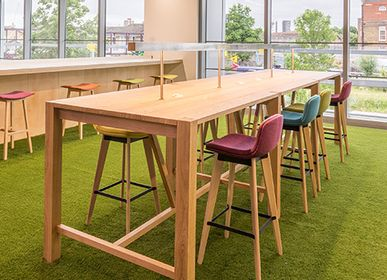 Autres tables  - Table Hench - STEELCASE