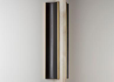 Wall lamps - TIMIDE SCONCE - MAISON POUENAT