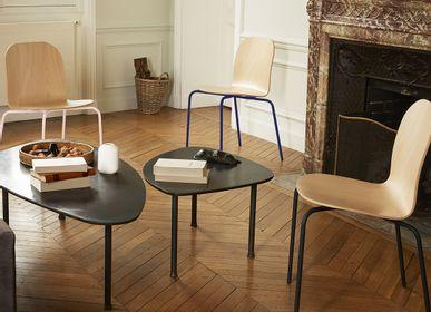 Chairs - La Chaise CL10 Rose - LA CHAISE FRANÇAISE