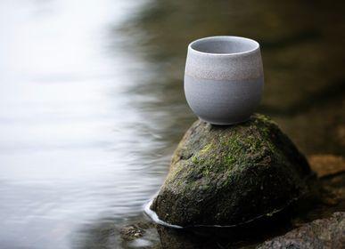 Tasses et mugs - Tasse espresso en céramique recyclée - 8 cl  - REVOL