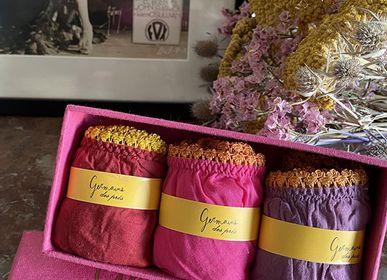 Homewear - Coffret cadeau 3 culottes bio - GERMAINE DES PRES